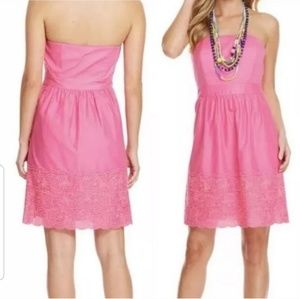 Vineyard Vines Eyelet Fish Dress New With Tags